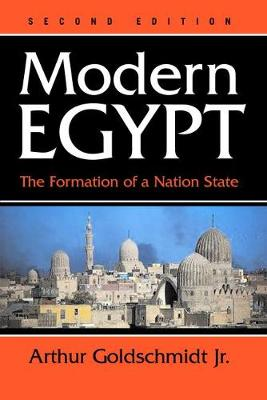 Modern Egypt: The Formation Of A Nation-state (Paperback)