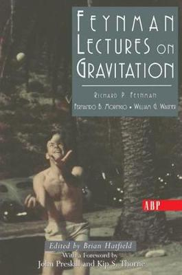 Feynman Lectures On Gravitation - Frontiers in Physics (Paperback)