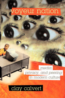 Voyeur Nation: Media, Privacy, And Peering In Modern Culture (Paperback)