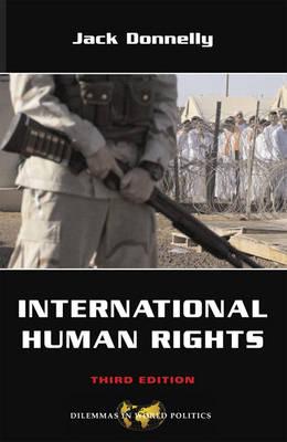 International Human Rights - Dilemmas in World  Politics (Paperback)