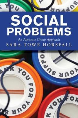 Social Problems: An Advocate Group Approach (Paperback)