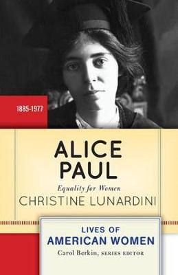 Alice Paul: Equality for Women (Paperback)