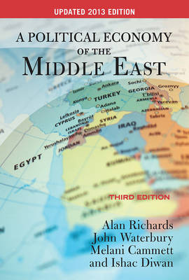 A Political Economy of the Middle East (Paperback)