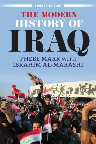 The Modern History of Iraq (Paperback)
