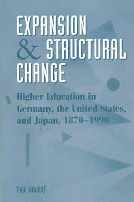 Expansion And Structural Change (Paperback)