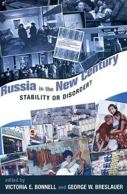 Russia In The New Century: Stability Or Disorder? (Paperback)