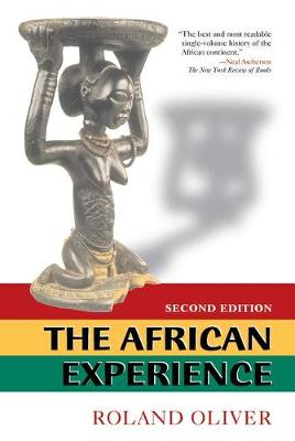 The African Experience: From Olduvai Gorge To The 21st Century (Paperback)