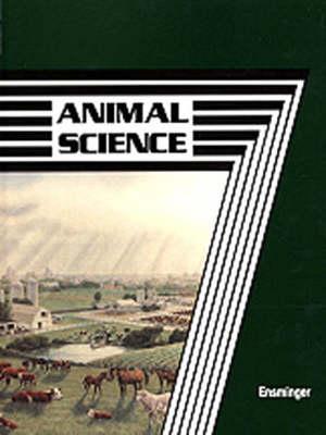 Animal Science (Hardback)