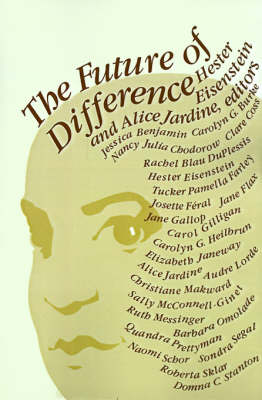 The Future of Difference - The Douglass series on women's lives & the meaning of gender (Paperback)