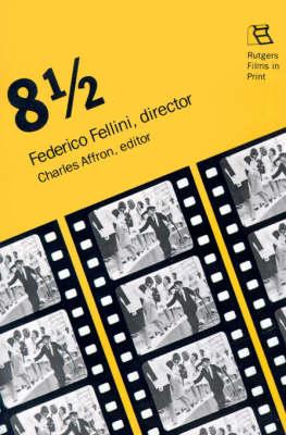 """8 1/2"" - Rutgers Films in Print (Paperback)"