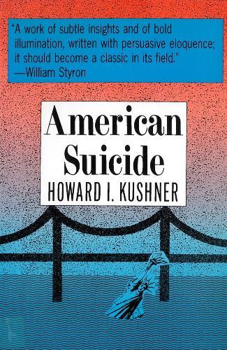 American Suicide (Paperback)
