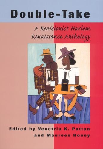 Double-take: A Revisionist Harlem Renaissance Anthology (Paperback)