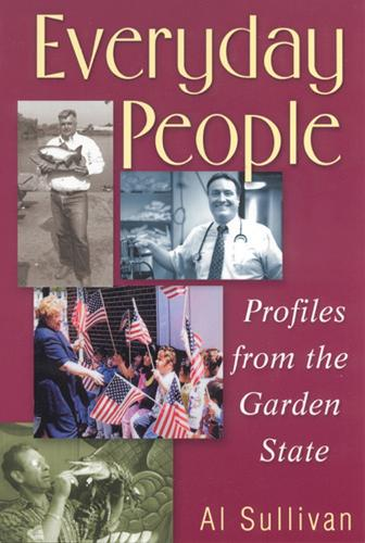 Everyday People: Profiles from the Garden State (Paperback)
