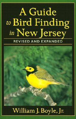 A Guide to Bird Finding in New Jersey (Paperback)