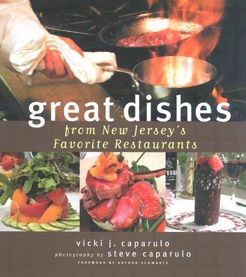 Great Dishes from New Jersey's Favorite Restaurants (Hardback)