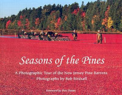 Seasons of the Pines: A Photographic Tour of the New Jersey Pine Barrens (Hardback)