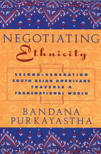 Negotiating Ethnicity: Second-generation South Asians Traverse a Transnational World (Paperback)