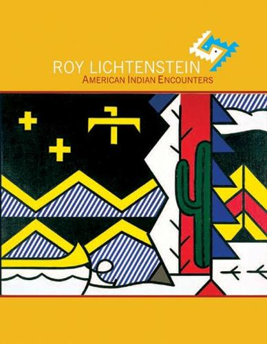 Roy Lichtenstein: American Indian Encounters (Paperback)
