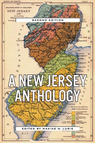 A New Jersey Anthology (Paperback)