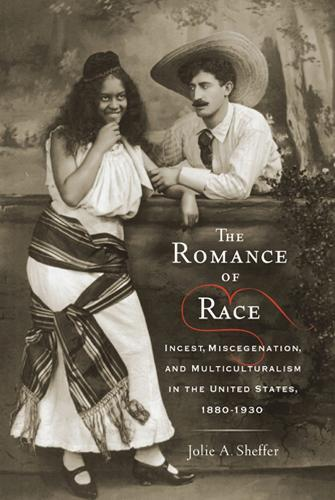 The Romance of Race: Incest, Miscegenation and Multiculturalism in the United States, 1880-1930 (Paperback)