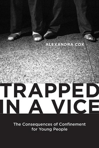 Trapped in a Vice: The Consequences of Confinement for Young People - Critical Issues in Crime and Society (Paperback)