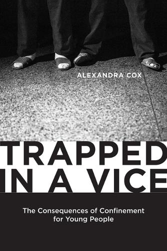 Trapped in a Vice: The Consequences of Confinement for Young People - Critical Issues in Crime and Society (Hardback)