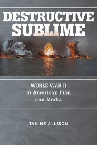 Destructive Sublime: World War II in American Film and Media - War Culture (Hardback)
