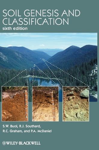 Soil Genesis and Classification (Hardback)