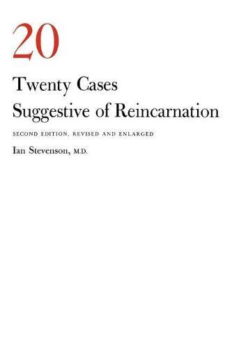 Twenty Cases Suggestive of Reincarnation (Paperback)