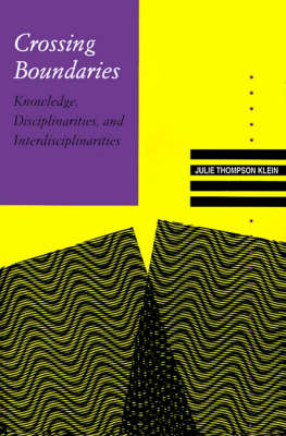 Crossing Boundaries: Knowledge, Disciplinarities, and Interdisciplinarities (Paperback)