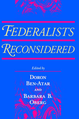 Federalists Reconsidered (Paperback)