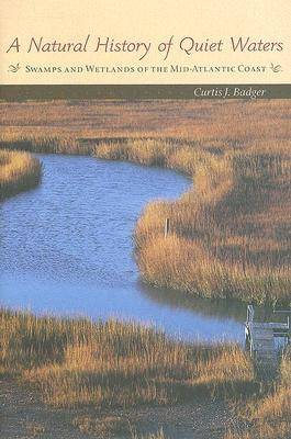 A Natural History of Quiet Waters: Swamps and Wetlands of the Mid-Atlantic Coast (Hardback)