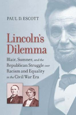 Lincoln's Dilemma: Blair, Sumner, and the Republican Struggle over Racism and Equality in the Civil War Era - A Nation Divided: Studies in the Civil War Era (Hardback)