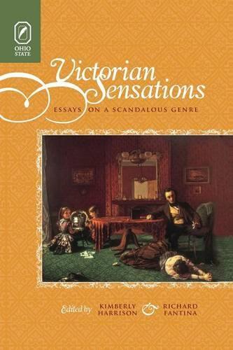 Victorian Sensations: Essays on a Scandalous Genre (Paperback)