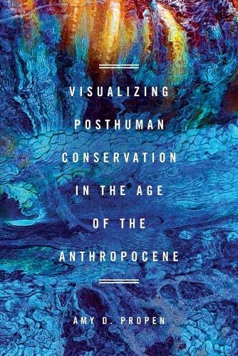 Visualizing Posthuman Conservation in the Age of the Anthropocene (Paperback)