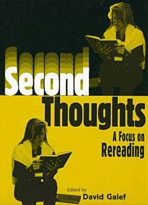 Second Thoughts: Focus on Rereading (Paperback)