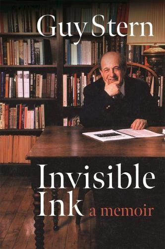 Invisible Ink by Guy Stern | Waterstones