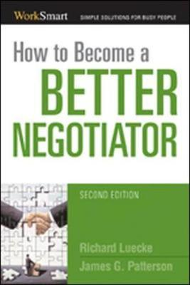 How to Become a Better Negotiator (Paperback)