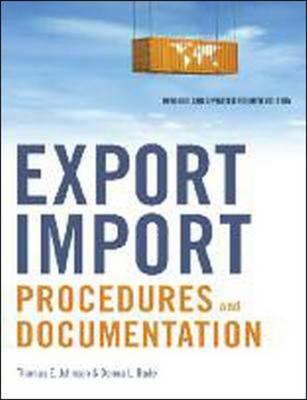 Export/Import Procedures and Documentation (Hardback)