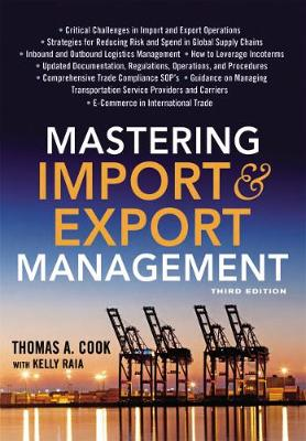 Mastering Import and Export Management (Hardback)