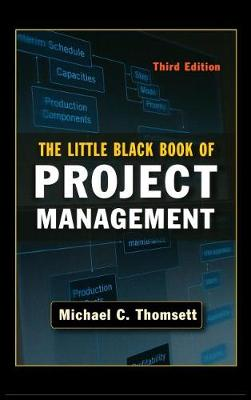 Little Black Book of Project Management (Hardback)