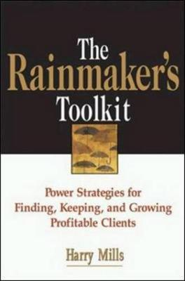 The Rainmaker's Toolkit (Hardback)