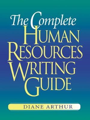 The Complete Human Resources Writing Guide (Paperback)