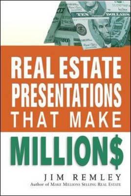 Real Estate Presentations That Make Millions (Paperback)