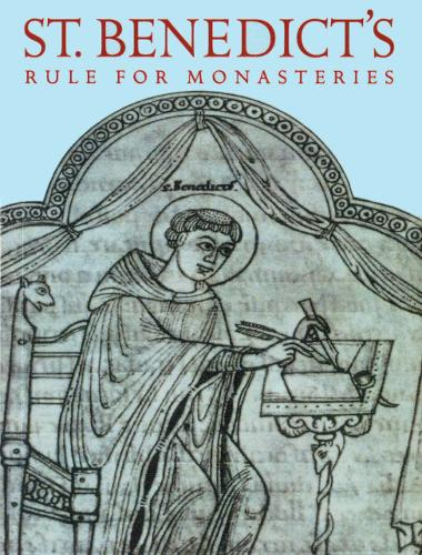St. Benedict's Rule For Monasteries (Paperback)