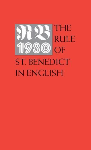 The Rule of St. Benedict in English (Paperback)