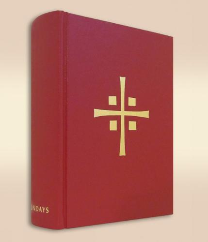 Lectionary for Mass, Chapel Edition (Hardback)