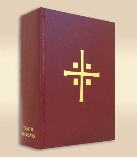 Lectionary for Mass, Chapel Edition: Volume III - Lectionary For Mass, Chapel Edition 3 (Hardback)