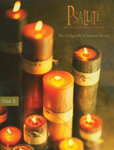 Psallite Accompaniment/Vocal Edition: Year B (Spiral bound)