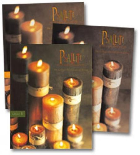 Psallite Accompaniment/Vocal Edition: Three-volume set (Years A, B, C)